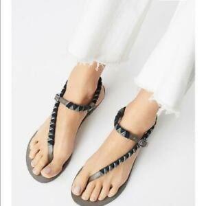 4/$20 Free People Vegan Cayman sandals 7
